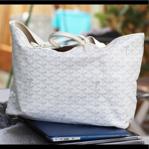 Goyard Bags Authentic St Louis Pm Tote Poshmark